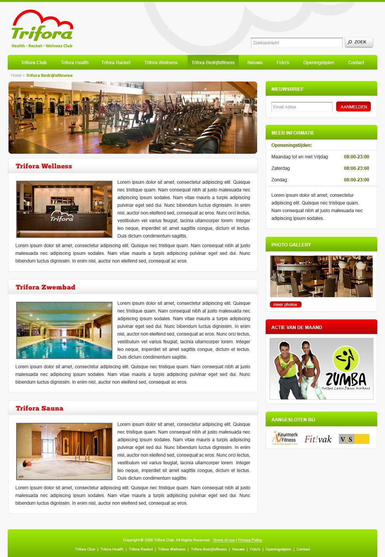 Case study of website