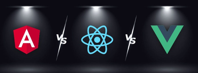 Angular vs. ReactJS vs. VueJS - A high level overview of popular reactive frameworks