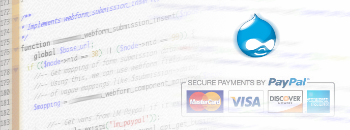 Webform PayPal integration in Drupal 7 | Raven Developers®