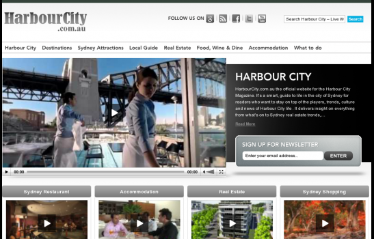 Harbourcity - Guide to Sydney